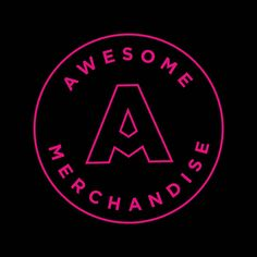 Reviewed: New Logo and Identity for Awesome Merchandise by Robot Food