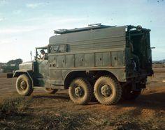 USMC truck, 1966