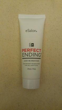 eSalon Perfect Ending Leave-in Conditioner~New/Deluxe Sample~~
