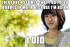 Asian Stereotype Problems
