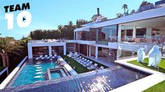 Jake Paul - The New Team 10 House? This is insane. West Coast Customs, Jake Paul, Get Tickets, Mansions, House Styles, News, Manor Houses, Villas, Mansion