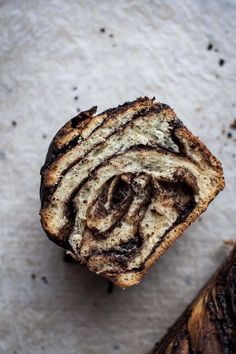 The most yummy of all – sourdough chocolate babka |