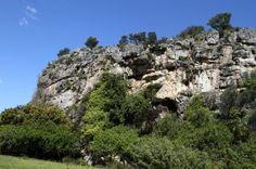 Grotta, itinerario A3