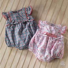 Sweetest summer outfits EVER! <3 @Hallmark Baby.com