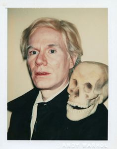 Andy Warhol Self-Portrait, 1977, The Andy Warhol Museum, Pittsburgh; Founding Collection (c) 2008 The Andy Warhol Foundation for the Visual Arts, Inc. All rights reserved.