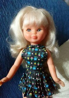 Muñeca Nancy de Famosa Peinados, años 80 Crece el pelo - Foto 1