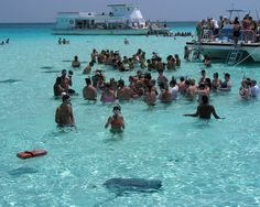 Rum Point Beach, Grand Cayman, Cayman Islands