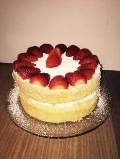 Custard Powder Sponge No Fail Sponge Cake) Recipe - Australian.Food.com