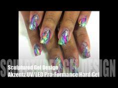 Video Tutorial - Akzentz LED Pro-Formance Sculptured Gel Nails