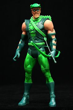 Youngjustice green arrow and artemis by yorkemaster - Marvellegends net dcuc ...