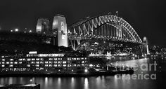 Get Beautiful Sydney Harbour In Black And White photos and images from Picfair. Find high-quality stock photos that you won't find anywhere else. Photography For Sale, Night Photography, Color Photography, Image Photography, Sydney Skyline, Black N White Images, Black White, Sales Image, Sydney Harbour Bridge