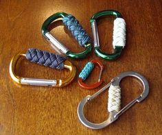 Stormdranes Blog: Key chain carabiners
