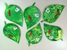 la chenille qui fait des trous (the very hungry caterpillar) Kindergarten Centers, Kindergarten Classroom, Eric Carle, Chenille Affamée, The Very Hungry Caterpillar Activities, Bugs And Insects, Book Week, Little Monsters, Crafty