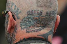 Hells Angels, Pitbulls, Motorcycle, Pit Bulls, Pitbull, Motorcycles, Motorbikes, Pit Bull Terriers, Choppers