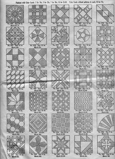 I count this as one of my best vintage purchases. It came with a $10 lot of quilting ephemera and was a complete surprise. Here is the introduction to the catalog. PATCHWORK DESIGNS The following minature diagrams can give but a faint idea of the beauty of these patterns, being here reduced to so small a size the details are imperfectly brought out.  The diagrams, which go with the patterns are printed on heavy cardboard, about ten times the size of the minatures in this book, and are…