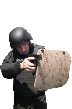 ballistic Combat Shields | Military Combat Ballistic Shield