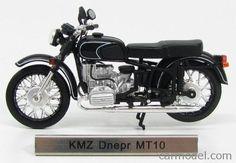 EDICOLA 7168118 Scale 1/24  KMZ DNEPR MT10 1971 BLACK