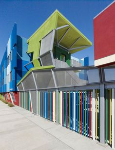 The Rainbow School, Los Angeles, CA