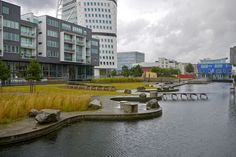 Anchor Park by SLA / Stig L. Andersson - Malmo, Sweden: