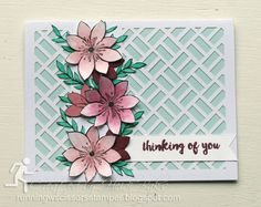May 2016 PP Latticework by hlw966 - Cards and Paper Crafts at Splitcoaststampers