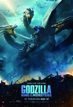 Stiahni si Filmy CZ/SK dabing Godzilla II Kral monster / Godzilla: King of the Monsters = CSFD Godzilla Wallpaper, Pikachu, Hd Movies, Movies Online, Movie Tv, Clash On, Bon Film, Keys Art, New Poster