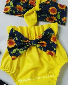 Diy Summer Clothes, Cute Baby Clothes, Kids Outfits Girls, Girl Outfits, Baby Tumblr, Baby Girl Photos, Frocks For Girls, Baby Gown, Girls Rompers