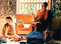 Teaching buddhism to a kid.  If you achieve that, you've achieved happiness.