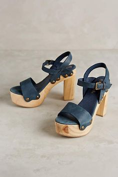 Cordani Five Worlds Platform Clogs - anthropologie.com
