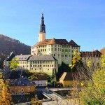 fantastic Weesenstein castle in Germany discovered with HiVino