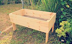 DIY Week: Build a Raised Garden Bed | sea, field & tribe