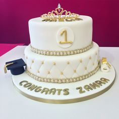 Birthday/ graduation cake
