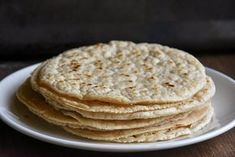 Tortille bezglutenowe #obiad #glutenfree Gluten Free Pancakes, Vegan Pancakes, Gluten Free Recipes, Vegan Recipes, Crepes And Waffles, Clean Eating, Healthy Eating, Crackers, Food And Drink
