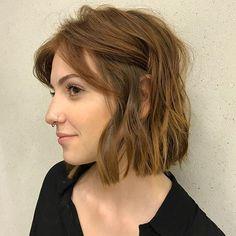 the.KAROL✨  Ficou ainda mais linda com seu BOBHAIR   #studiow #studiowhigienopolis #haircut #bobhaircut #cabelocurto #gingerhair #equipetamirescorrea