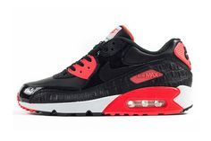 """Nike Air Max 90 25th Anniversary """"Infrared"""" Pack"""