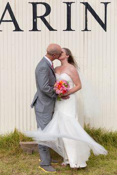 the coastal breeze! // Fort Baker, Sausalito Wedding   Natural Light Photography
