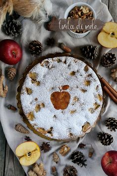 Single Layer Cakes, Cake Designs, Camembert Cheese, Apple Pies, Sweet, Desserts, Recipes, Biscotti, Food