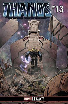Донни Кейтс говорит о будущем Вселенной Марвел, после того, как Танос победит в рамках Marvel Legacy