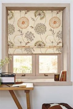 Buy Harlow Dandelion Printed Roman Blind from the Next UK online shop