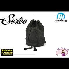 ¡Lanzamos nuevo #SORTEO! Gana este práctico bolso MTNG - Mustang (@mtngmustang). ¡PARTICIPA Y SUERTE! Salvador Artesano. Zapatosparatodos.es