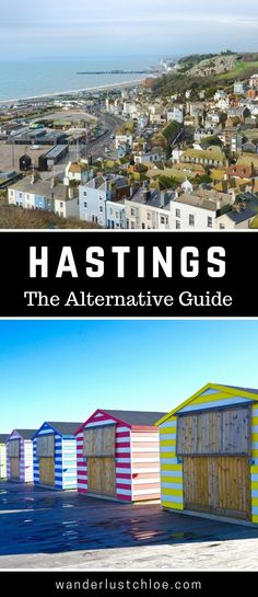 Hastings - The Alternative Guide | From stylish barber Goodmans, to foodie institution Trinity Wholefoods, to Instagrammable desserts at The Pancake House and The Cake Room, to boutique accommodation at The Printworks, and plenty of unique independent shops, there's so much more to Hastings than fish and chip shops and crazy golf! | #hastings #england #visitengland #omgb #lovegreatbritain #sussex #food #music #vlog