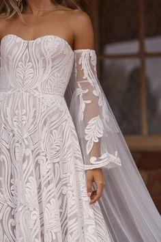 Products – Evie Young Bridal Designer Wedding Dresses, Bridal Dresses, Cathedral Length Veil, Modern Princess, Romantic Scenes, White Gowns, A Line Gown, Evie, Wren
