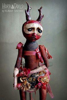 Klaudia Gaugier- Horka Dolls