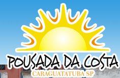 Pousada da Costa - A POUSADA DA COSTA está localizada em Caraguatatuba, em frente à Praia do Centro. <br /> <br /> * Sua localização privilegiada permite um visual deslumbrante, além de poder desfrutar de um belíssimo calçadão para caminhadas e passeio de bikes.