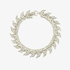 Cathy Waterman diamonds bracelet