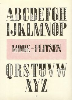 Great lettering with variable inner designs & decoration. Vintage Typography, Typography Letters, Graphic Design Typography, Lettering Design, Vintage Logos, Lettering Styles, Inspiration Typographie, Typography Inspiration, Circus Font