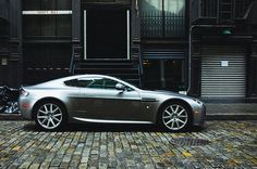 The 2012 Vantage in NYC  Driving an Aston Martin across the five boroughs to find the best slice