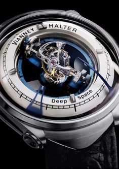 Vianney Halter - Deep Space - Entretien exclusif