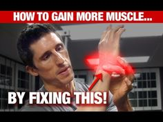 ▶ How to Gain More Muscle (FIX THIS STRENGTH STEALER!!) - YouTube