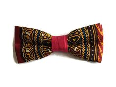 Friends, a shiny item is here ✨ Red African Print Bow Tie, Ankara Fabric Bowtie, Mens African clothing, Afroneckties Graduation Prom Tie, Gift For Him, African Dress, Teen https://www.etsy.com/listing/566086493/red-african-print-bow-tie-ankara-fabric?utm_campaign=crowdfire&utm_content=crowdfire&utm_medium=social&utm_source=pinterest