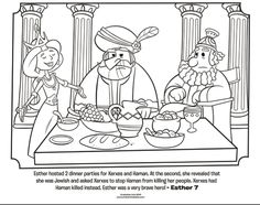 57 Best Bible: Esther images in 2019 | Bible for kids, Old ...